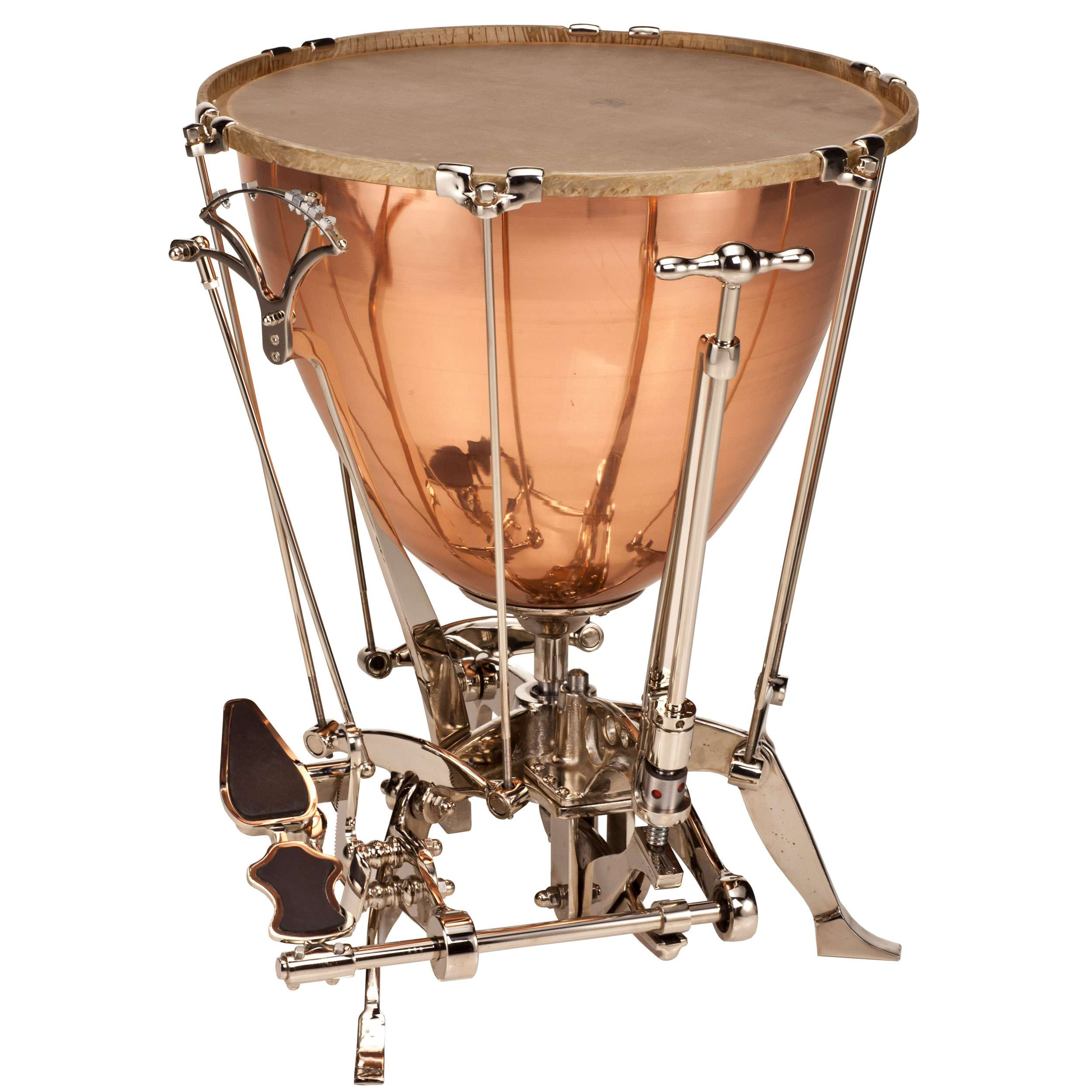 "Adams 29"" Schnellar Timpani with Dresden Pedal and Calfskin Head"