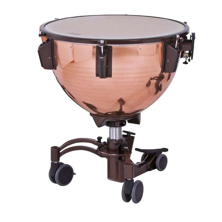 "Adams 26"" Revolution Polished Copper Timpani with Fine Tuner"
