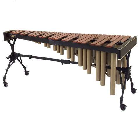Adams 4.3 Octave Concert Series Zelon Synthetic Marimba with Voyager Frame