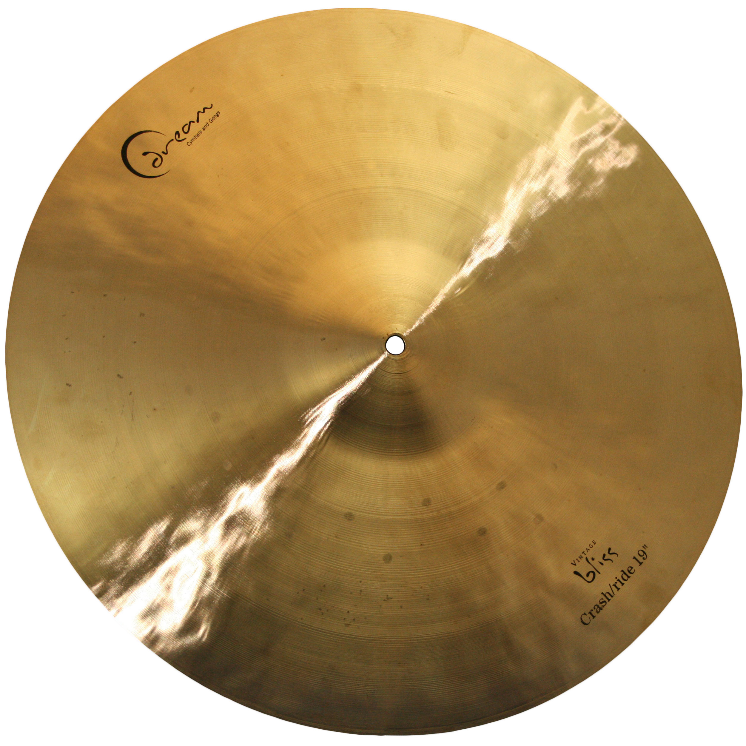 "Dream 19"" Vintage Bliss Crash/Ride Cymbal"