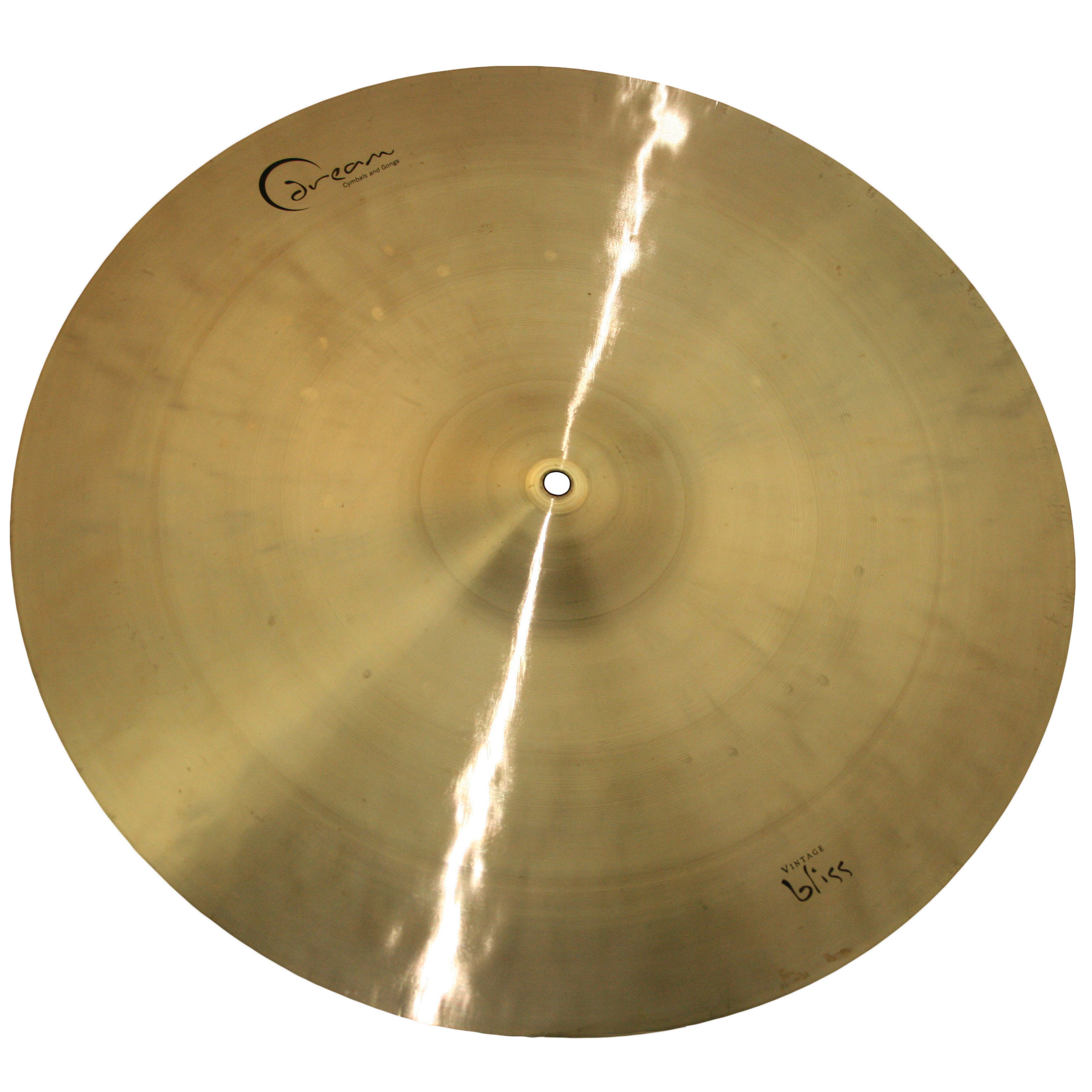 "Dream 20"" Vintage Bliss Crash/Ride Cymbal"