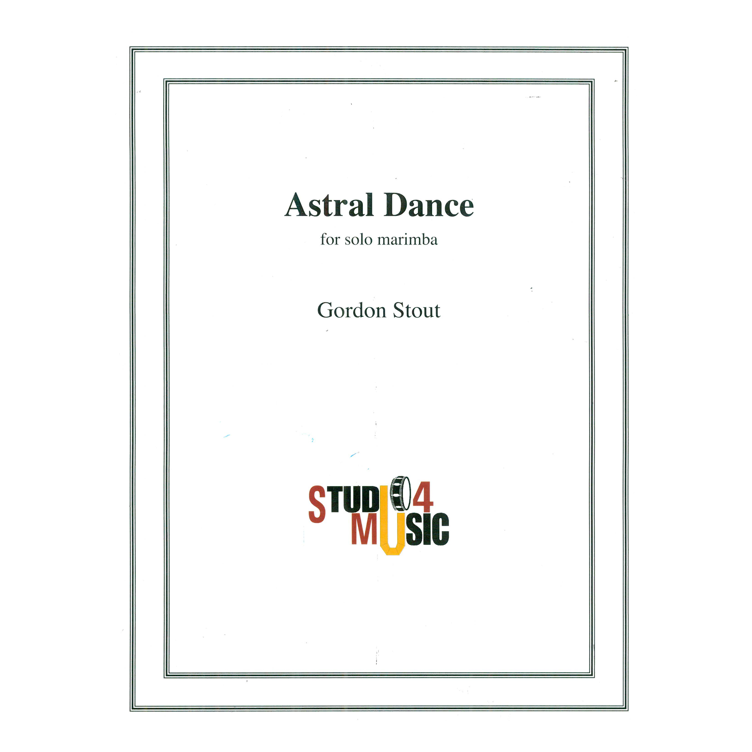 Astral Dance by Gordon Stout