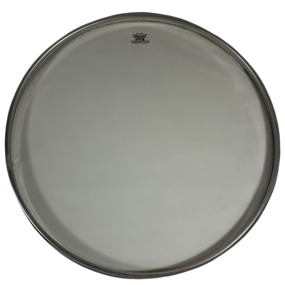 "Remo 22"" Pretuned Mellow Bass Drum Head"