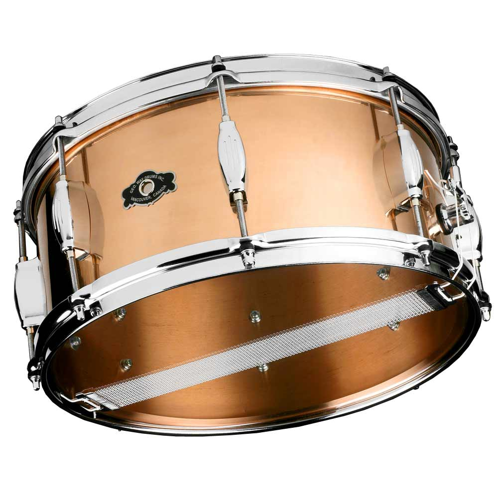 "George Way 6.5"" x 14"" Indy Snare Drum"