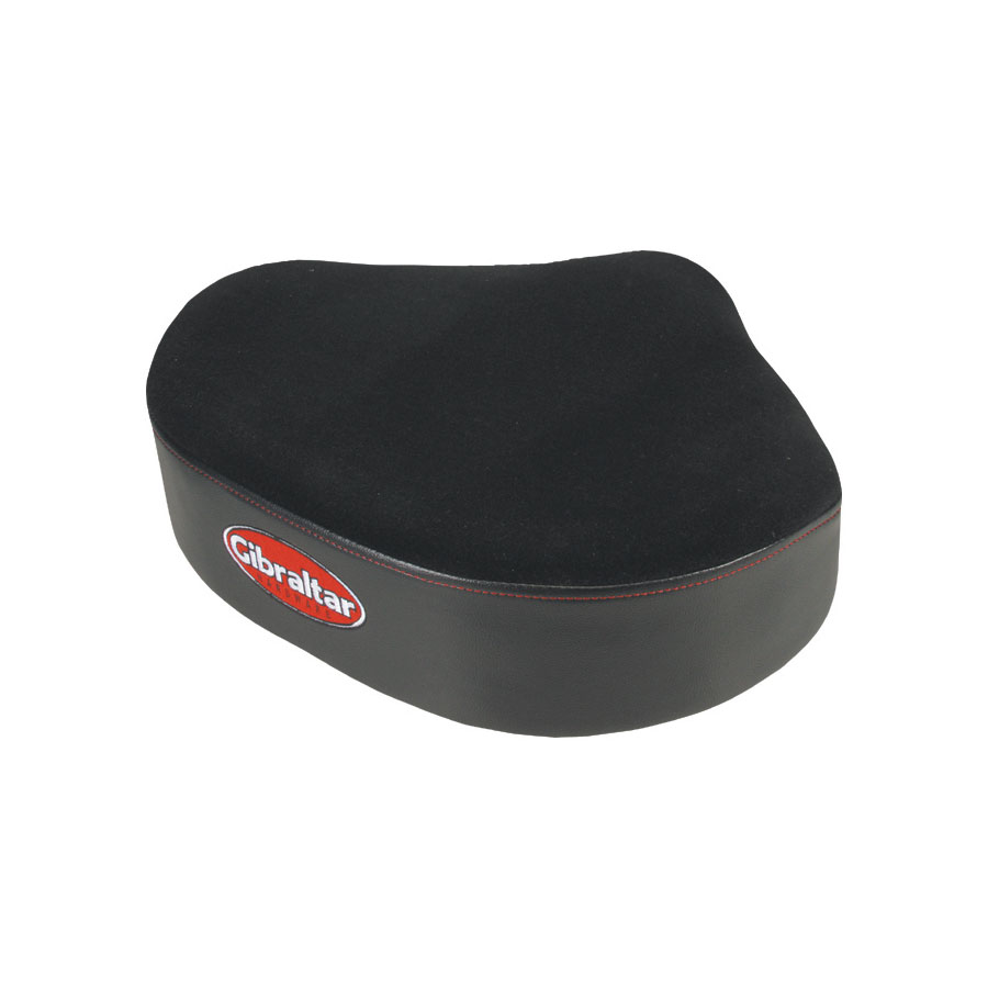 Gibraltar Oversized Motorcycle Seat Top Only with Extra Foam