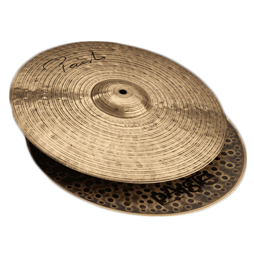 "Paiste 14"" New Signature Dark Energy Hi Hat Cymbals Mark I"