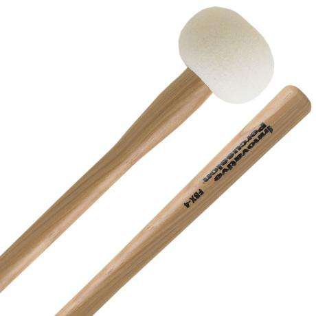 Innovative Percussion FBX-4 Field Series Tapered Handle Marching Bass Drum Mallets