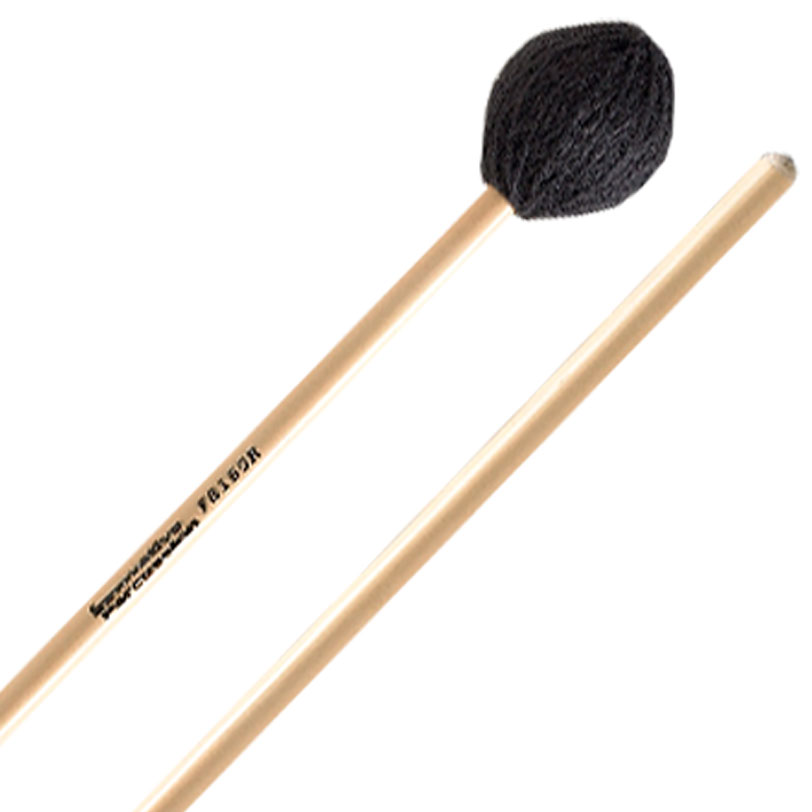 Innovative Percussion FS150R Field Series Soft Marimba Mallets with Rattan Shafts