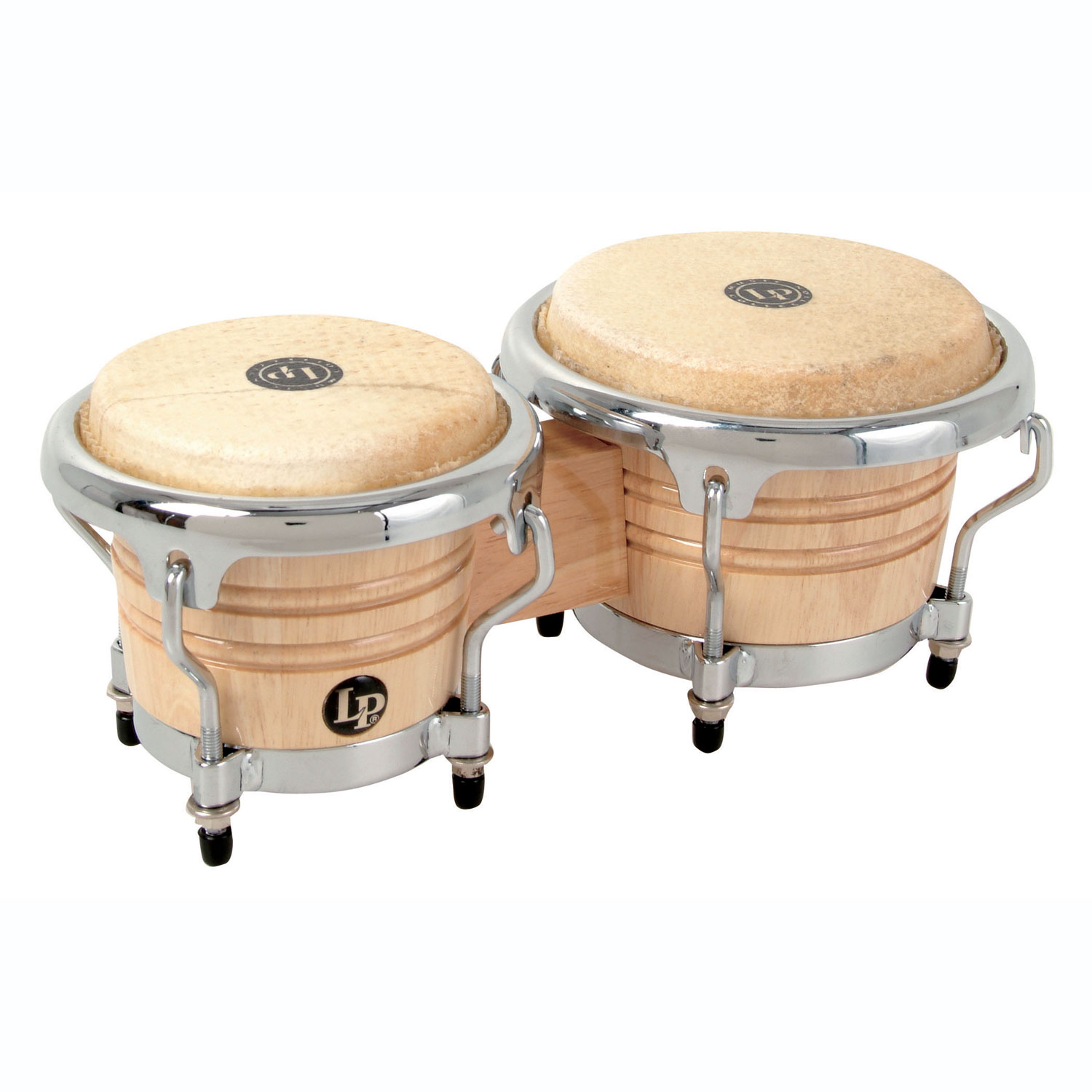 LP Siam Oak Mini Tunable Bongos