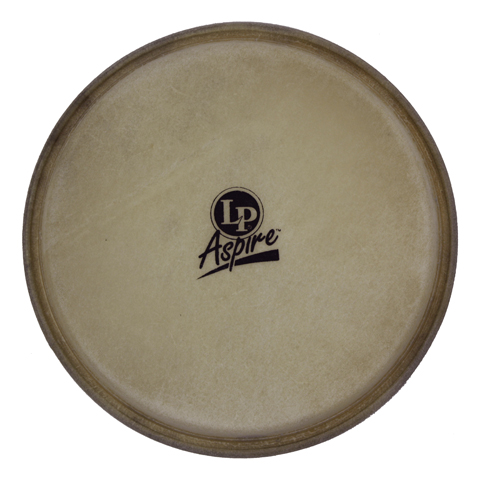 "LP 6.75"" Aspire Rawhide Bongo Drum Head"