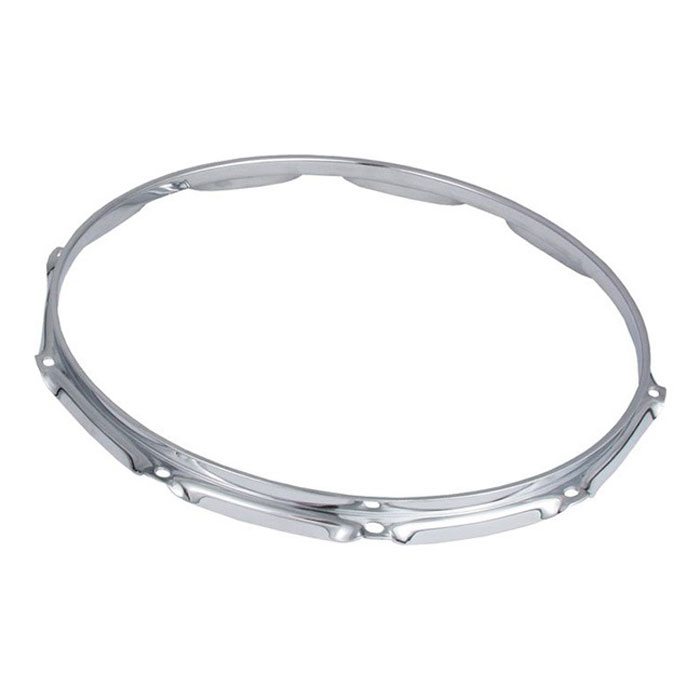 "Ludwig 15"" 12 Hole 2.3mm Flanged Snare Batter Hoop"