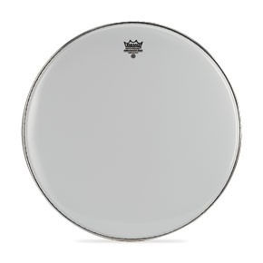 "Remo 16"" Emperor Smooth White Bass Drum Head"