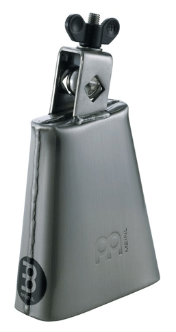 "Meinl 4.5"" High-Pitched Steel Cowbell"