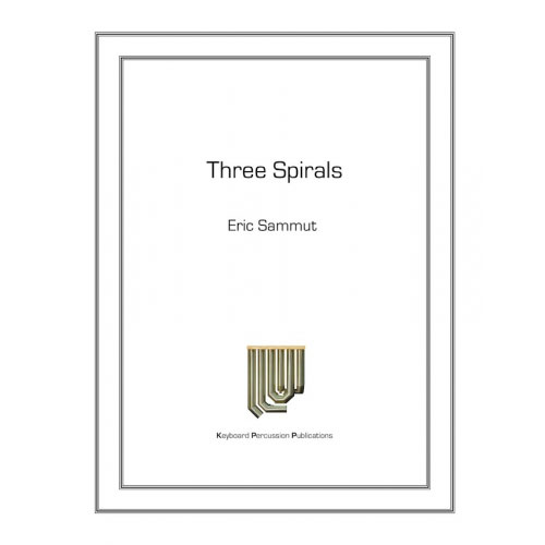 Three Spirals by Eric Sammut