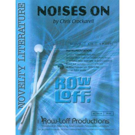 Noises ON by Chris Crockarell