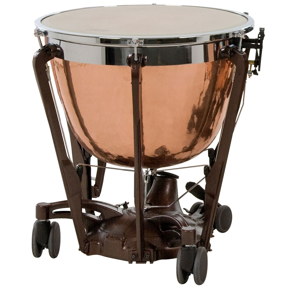 "Adams 32"" Professional Gen II Hammered Cambered Copper Timpani"