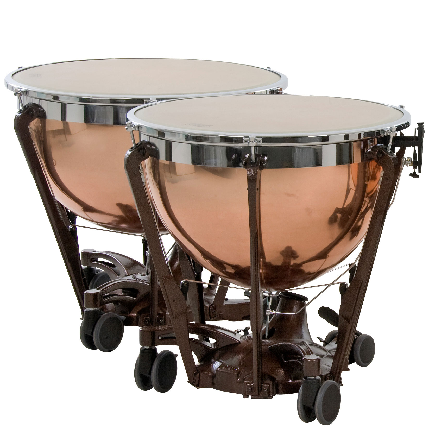 "Adams 26/29"" Professional Gen II Polished Copper Timpani"