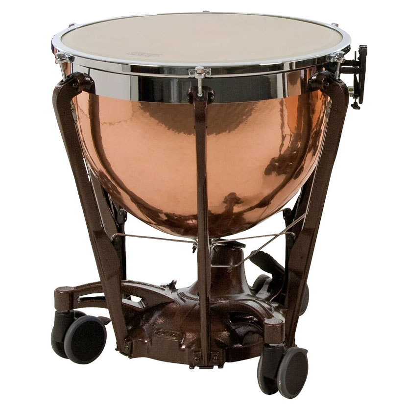 "Adams 23"" Professional Gen II Hammered Copper Timpani"