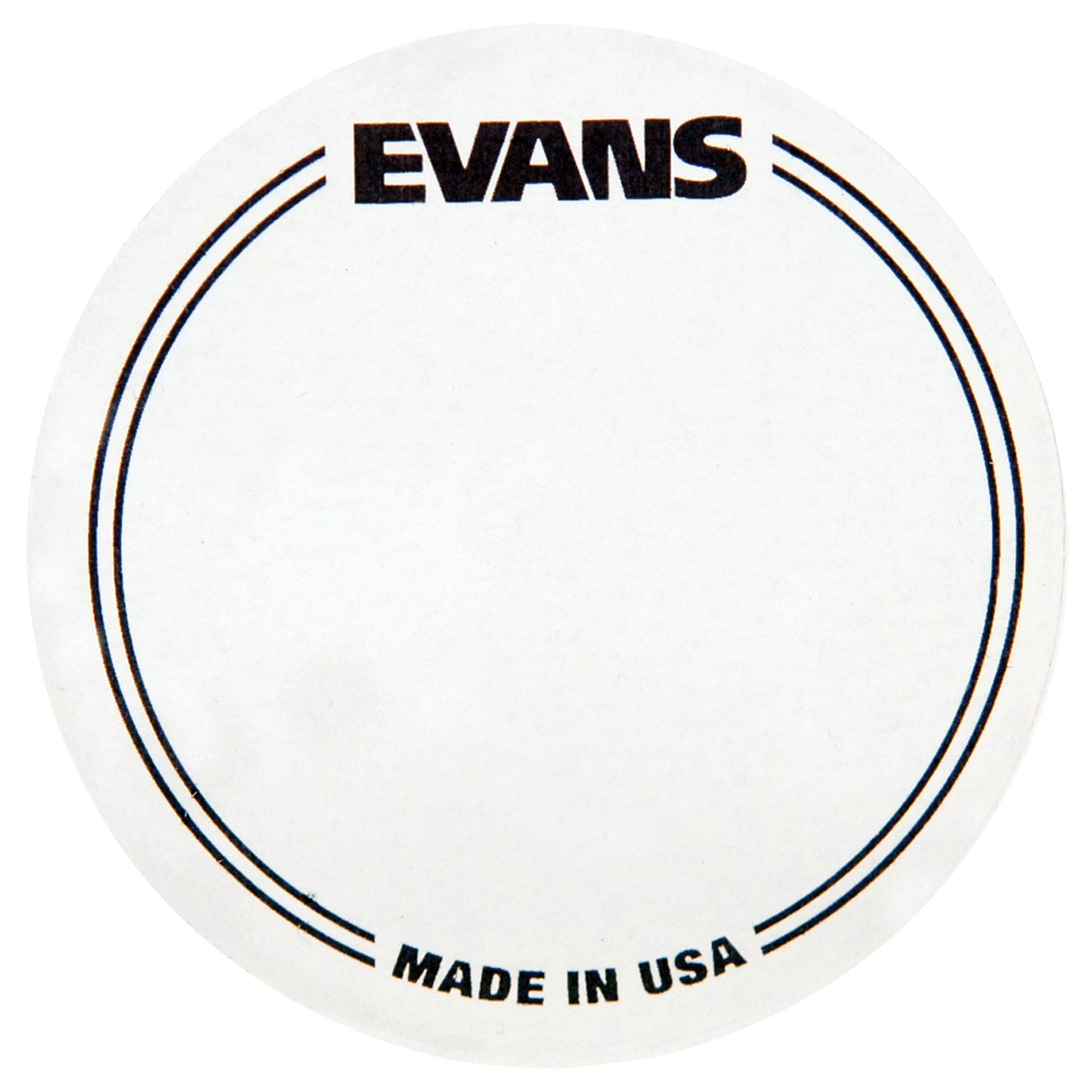 Evans EQ Patch for Single Pedal