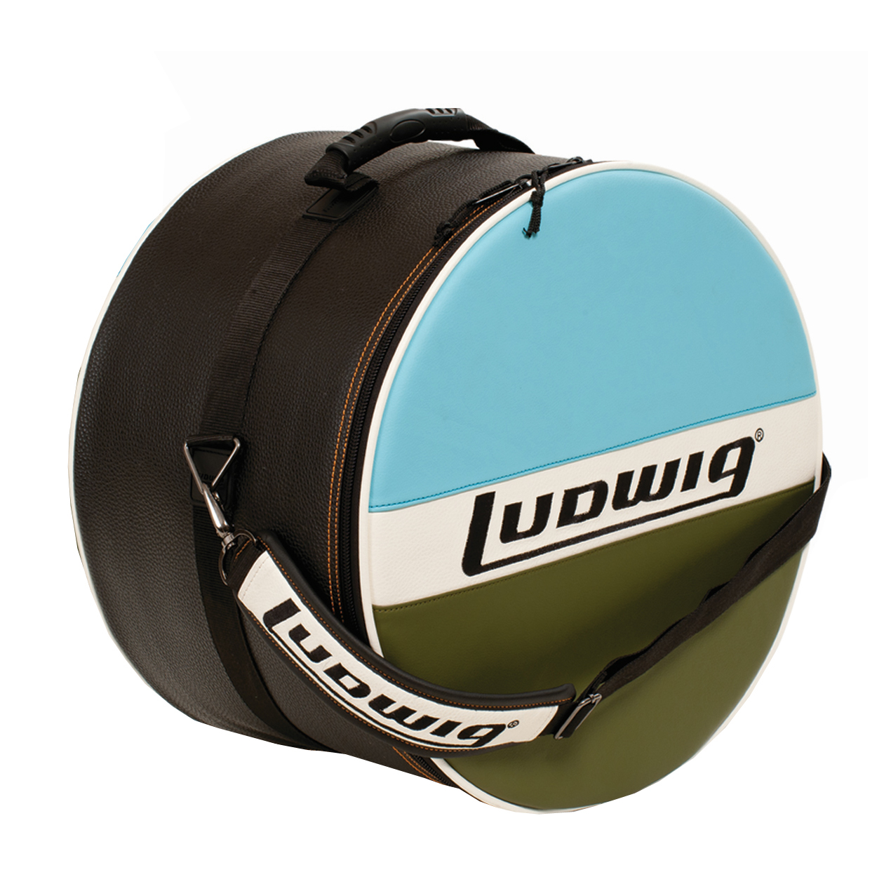 "Ludwig 6.5"" (Deep) x 14"" (Diameter) Atlas Classic Snare Drum Bag"