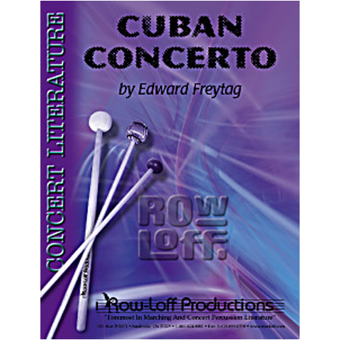 Cuban Concerto by Edward Freytag
