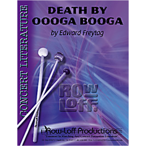 Death by Oooga Booga by Edward Freytag