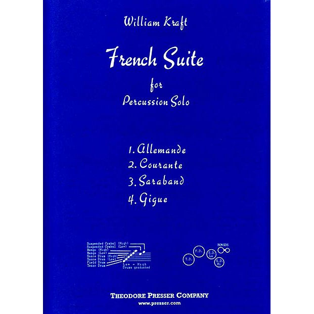French Suite by William Kraft