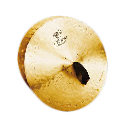 "Zildjian 17"" K Constantinople Special Selection Medium-Heavy Orchestral Crash Cymbal Pair"