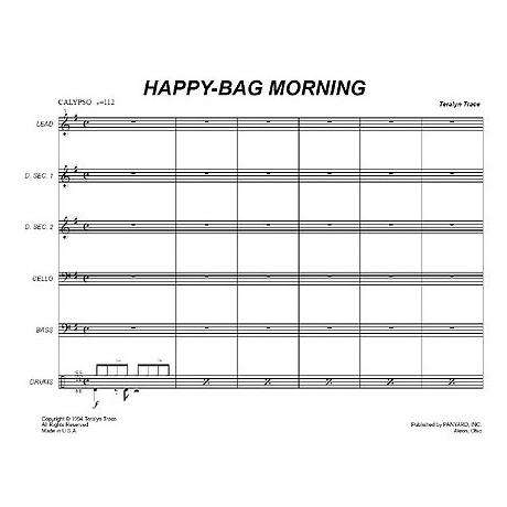 Happy-Bag Morning by Teralyn Trace