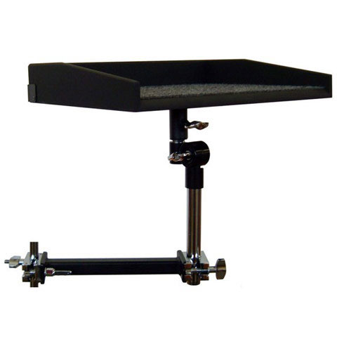 """Pearl 12 x 15"""" Marching Trap Tray with CLamp"""