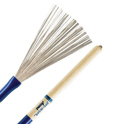 Promark Oak Handle Accent Brushes