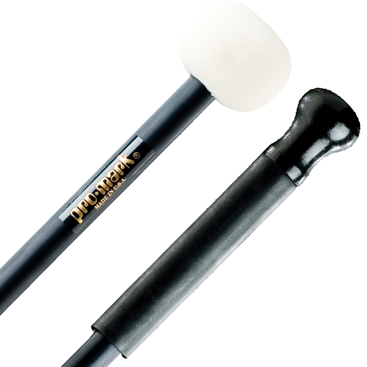 Promark Traditional Marching Series Medium Marching Bass Drum Mallets