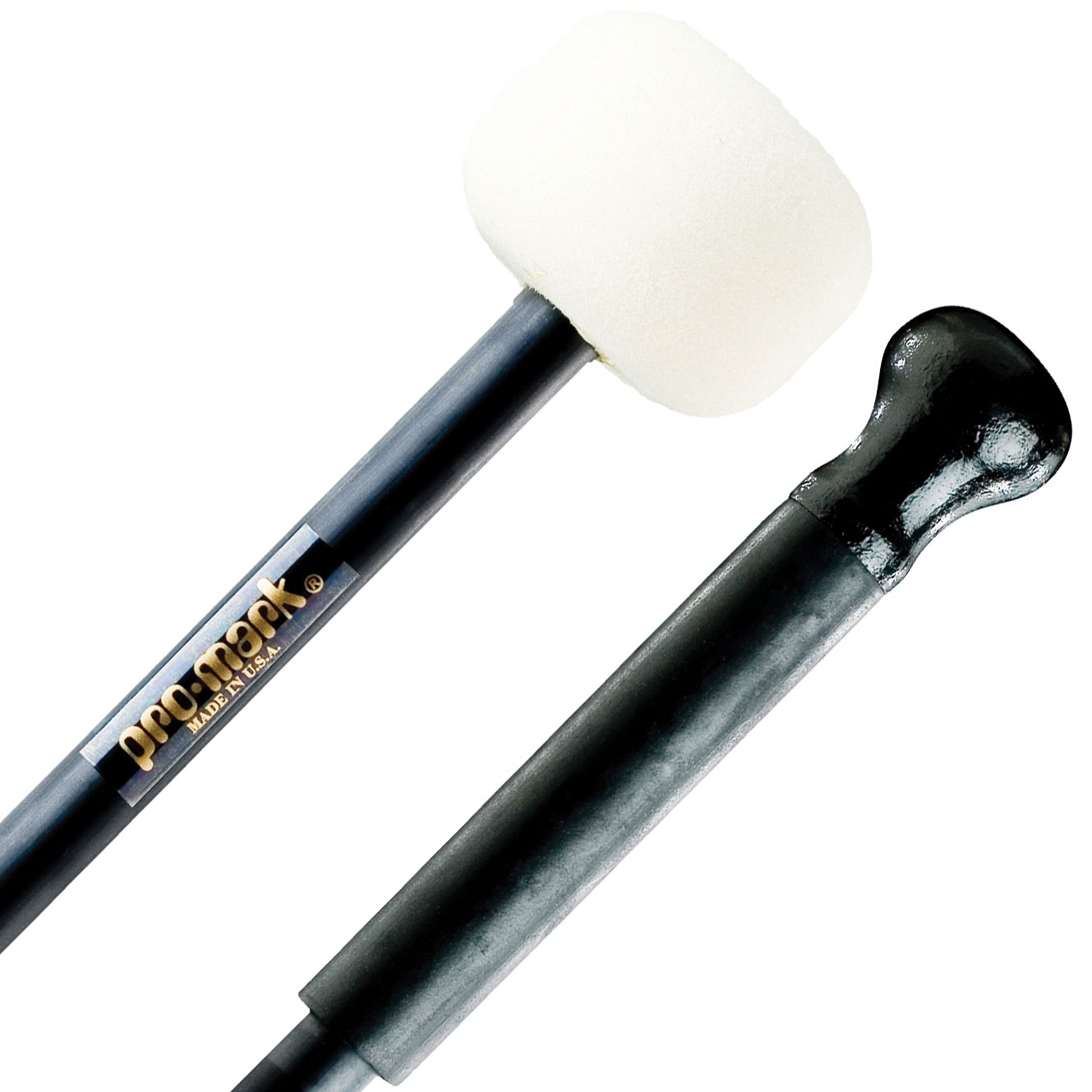 Promark Traditional Marching Series Large Marching Bass Drum Mallets