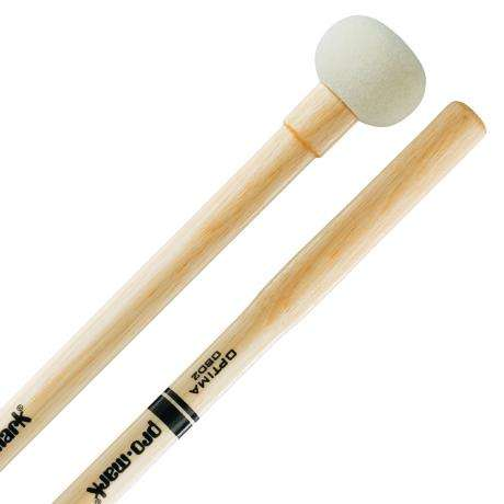 Promark OBD2 Optima Medium Small Marching Bass Drum Mallets