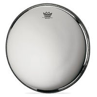 "Remo 18"" Ambassador Starfire Chrome Bass Drum Head"