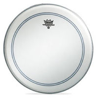 "Remo 22"" Powerstroke P3 Coated Bass Drum Head with Falam Patch"