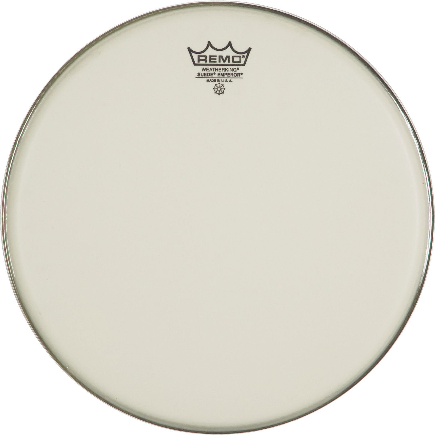 "Remo 6"" Emperor Suede Drum Head"