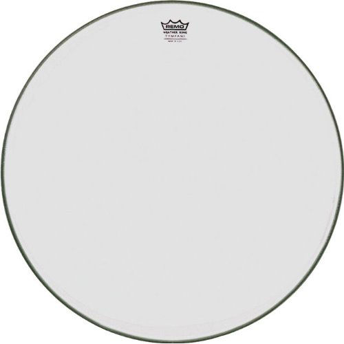 """Remo 31.5"""" RC-Series (Renaissance) Hazy Timpani Head with Low-Profile Steel Insert Ring"""
