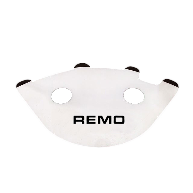 "Remo 14"" White Sound Reflector"