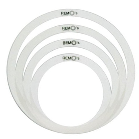 """Remo 10-12-14-14"""" Rem-O-Ring Pack"""
