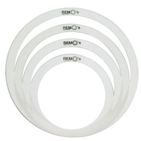 """Remo 12-13-14-16"""" Rem-O-Ring Pack"""