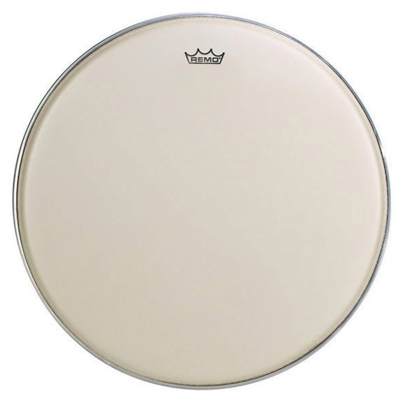 "Remo 31"" TC-Series (Custom) Hazy Timpani Head with Low-Profile Steel Insert Ring"