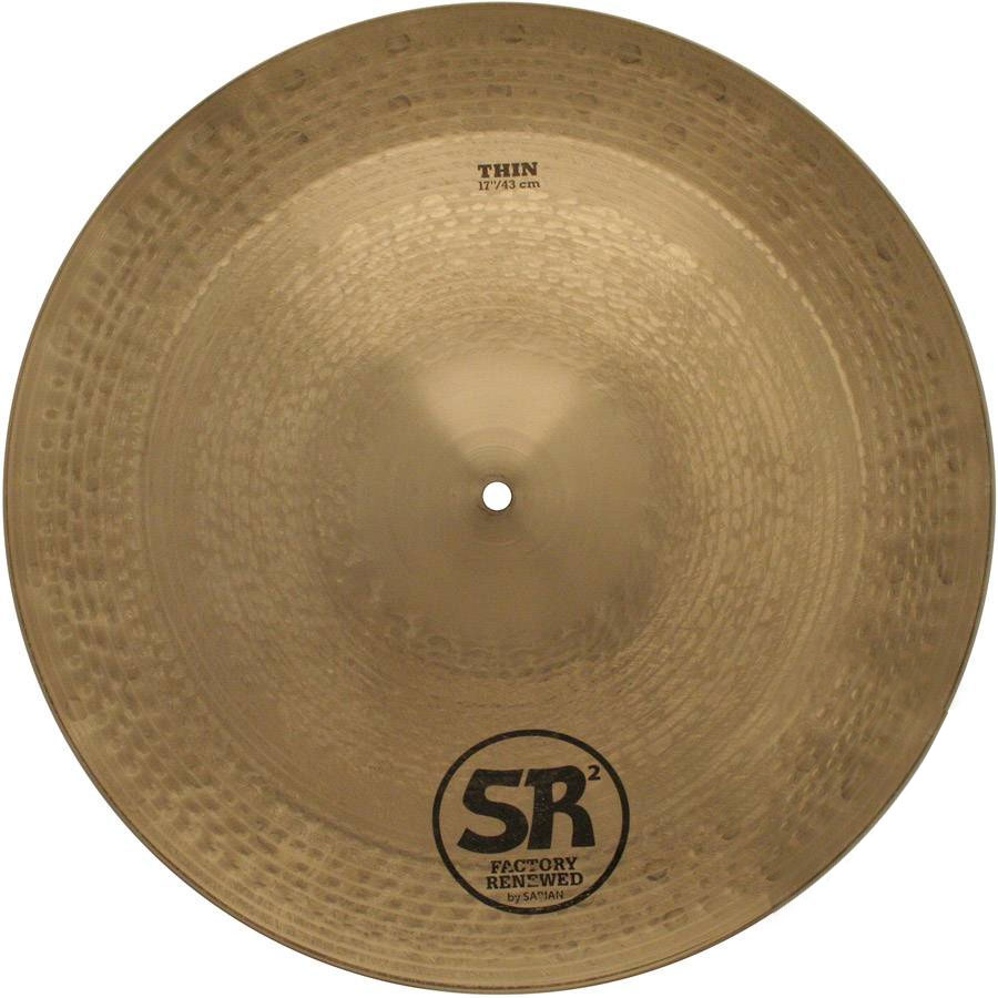 "Sabian 17"" SR2 China Cymbal"