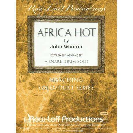 Africa Hot by John Wooton