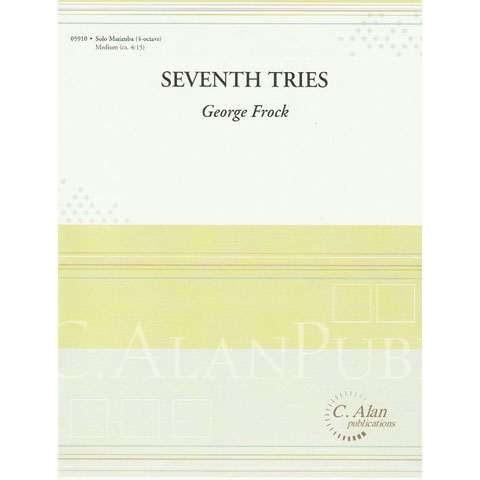 Seventh Tries by George Frock