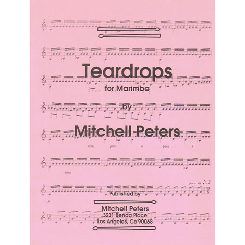 Teardrops by Mitchell Peters