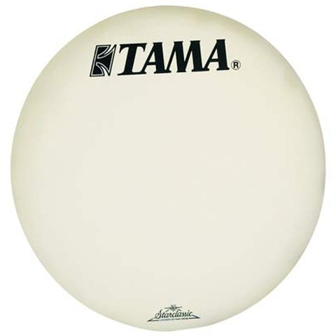 "Tama 22"" Starclassic Cream Coated Front Bass Head"