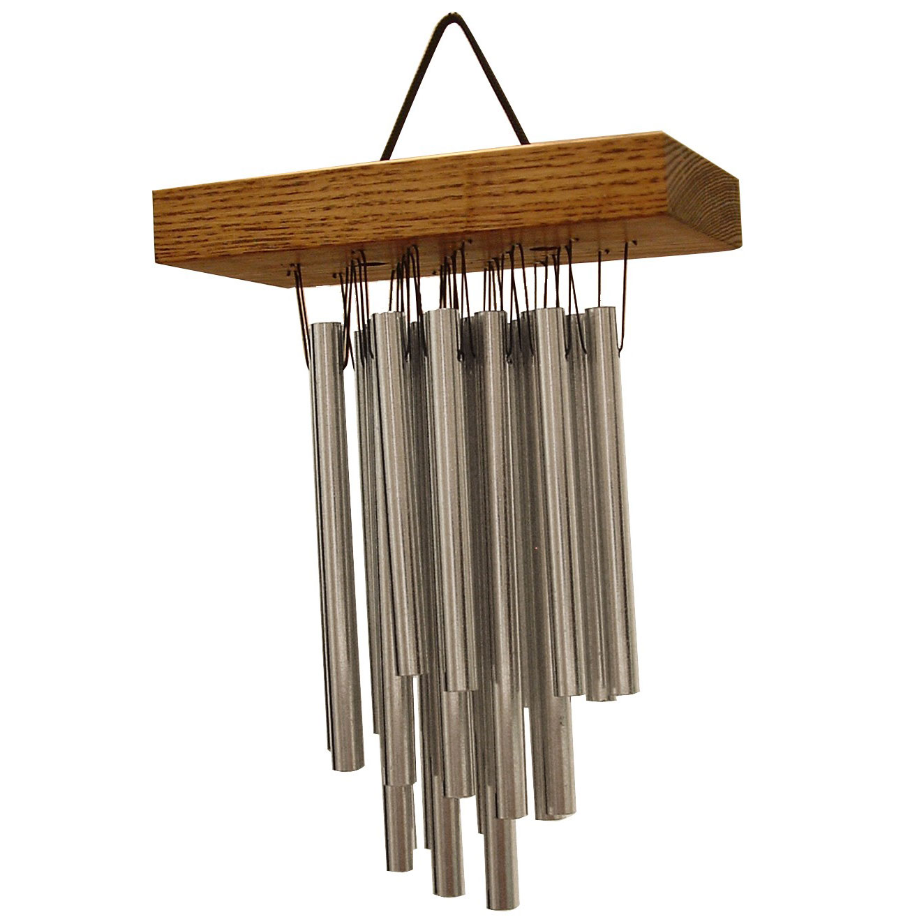 TreeWorks 19-Bar Large Cluster Wind Chimes (Pin Chimes)
