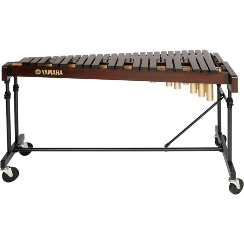 Yamaha 3.5 Oct Professional Xylophone F-C with Cover