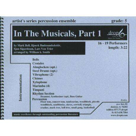 In The Musicals, Part I by Bell, Bjork, Sigurdsson and Trier arr. Smith